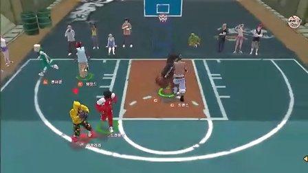 2012街头篮球世界杯韩国2队预选赛2