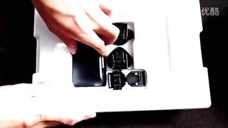 Blackmagic Cinema Camera 摄像机开箱照