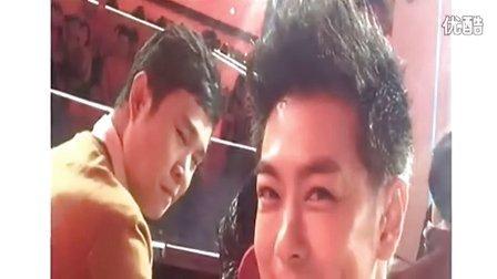 林志颖晒合照招仇恨 小沈阳犀利眼神抢镜