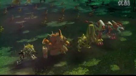 蓝猫龙骑团__第19集__小龙兔子舞
