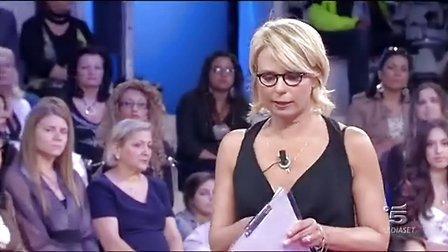 2014年1月25日奥兰多上意大利节目C'è Posta per Te