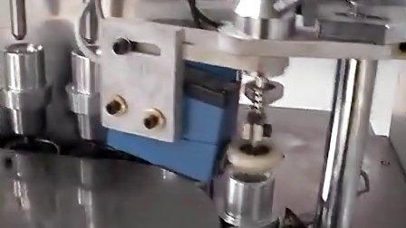 铝管灌装封尾机
