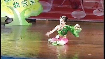 """东阳""""希望之星""""周张丽舞蹈《罗敷行》"""