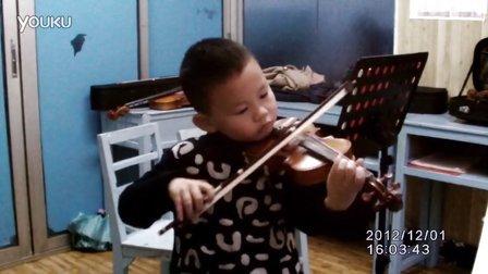 【视频】叶冠铭演奏《告诉罗蒂阿姨》