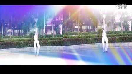廖弟健身舞系列-《 格桑花儿几时开 》个人演示版