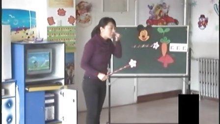 幼儿园公开课中班语言《米皮皮的敲敲长》优质课示范课 haolaoshi.tv
