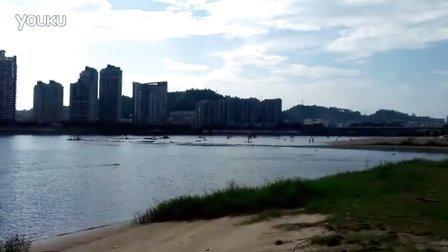 福州闽江风景(岳阳贤达会计培训中心13975056568步行街)