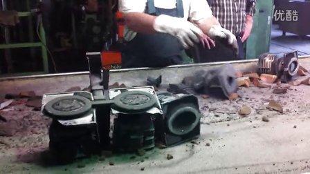 浇冒口分离器HFW 926演示视频02