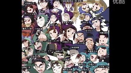 忍者亂太郎主題曲-英文版