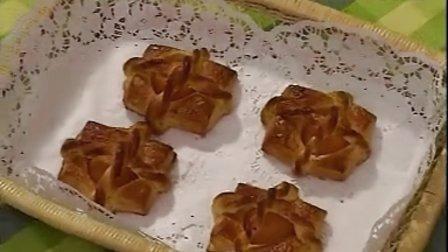 【火】法棍面包做法视频_全麦面包的方法