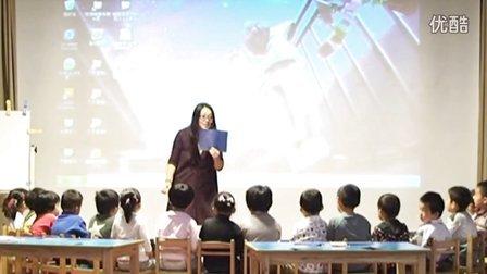 中班美术创意《放烟火》幼儿园课程 教案