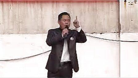 河南南阳一校长一场震撼的激情爱国演讲