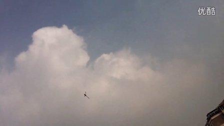 世界冠军.韩国李在宏.3D直升机花式飞行表演