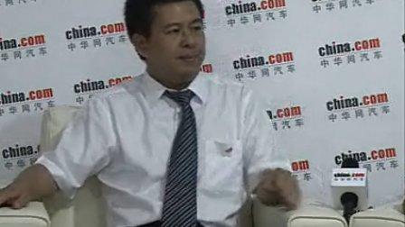 中华网汽车专访广汽吉奥品牌总监曾业辉