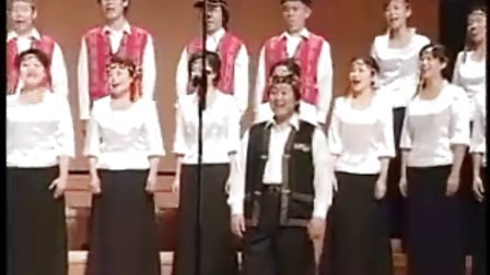 台灣歌鄉土情-跳月-台北世紀合唱團 陳麗芬 指揮-陳文方 伴奏
