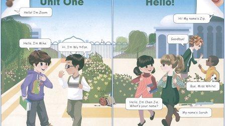 三年级上册英语 三年级英语上册视频 小学英语三年级上册