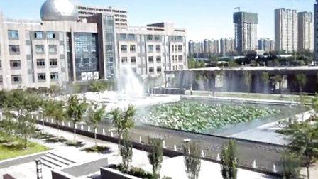 唐山一中音乐喷泉(献给07级16班以及所有唐一校友)