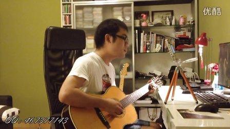 李霖Gary老师吉它弹唱 - 《普通朋友》 - 陶喆