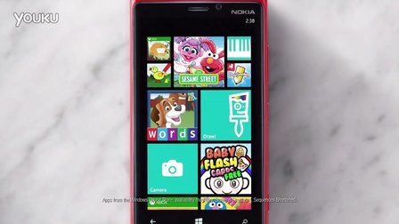 Meet Jessica. See her Windows Phone.