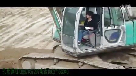 河南挖掘机培训学校2012年9月授课视频二