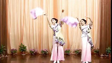 第五套海派秧歌教学示范--- 金凤蝶韵