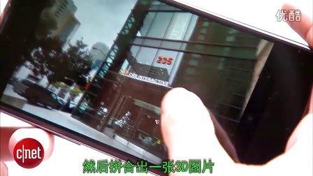 cnet萌妹子评说nexus+4 (1)