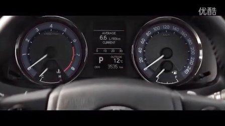丰田最新广告:猫咪九死只为上车