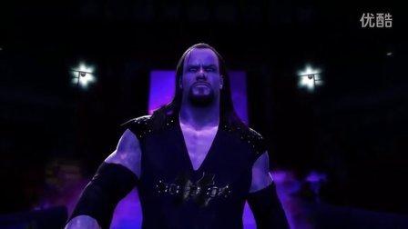 wwe13 Attitude Undertaker《WWE13》Entrance Finisher