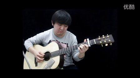Tommy Emmanuel Angelina 吉他指弹