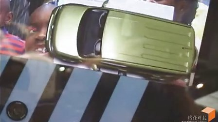 尼桑车展-卡片识别