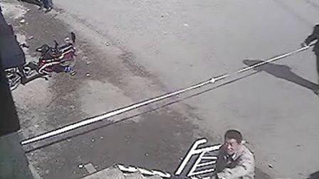 呼和浩特市回民区城管暴力打人