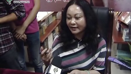 中国寿光网专访杨红樱