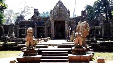 高棉的微笑——柬埔寨之旅 2012
