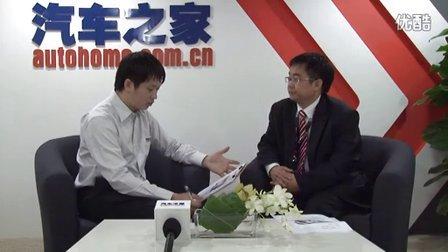 广东巴博斯汽车销售有限公司Brabus中国区运营总监 李俊成