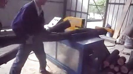 原木截断机 圆木断料 正启机械