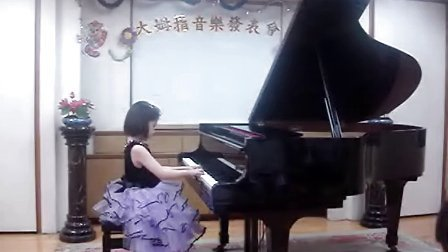 20120826Sophia piano recital