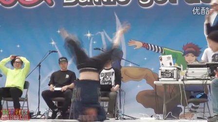 B-Boy Pocket (Morning of Owl) - 韩国街舞大风车 HD
