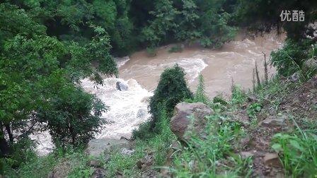 带你了解山区的安全隐患——洪涝塌方,支教的同学必看
