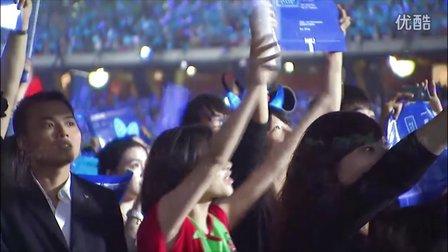 "MAYDAY""諾亞方舟""世界巡迴演唱會-鸟巢旗舰场《倔强》"
