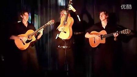 guitar on fire-Alex Fox