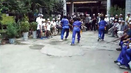 2012周口市陈州街清真寺开斋节心意拳表演DSCF5885