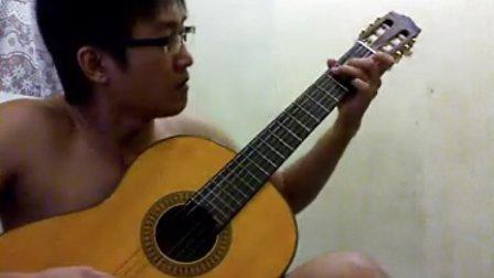 遇见 - 孙燕姿 - 吉他独奏 - handoyomia