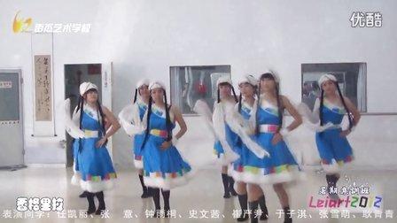 莱西舞蹈学校雷杰艺术学校2012集训班剧目香格里拉