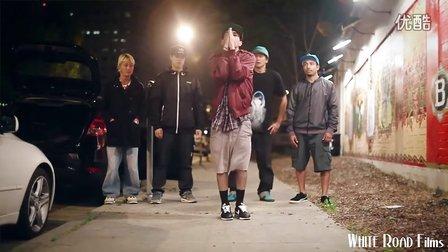 【粉红豹】屌爆了!南贤俊和4位大神的街头poppin和机械舞solo!