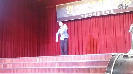 【粉红豹】poppin南贤俊在学校里的一场逆天机械舞演出!
