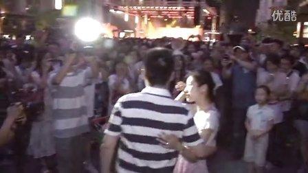 天津大屏幕求婚方式 天津如何求婚 求婚方案 天津求婚场所 求婚点子
