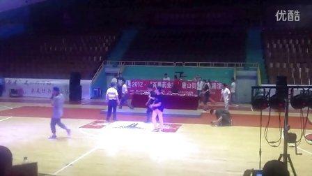 唐山比赛 裁判solo-physicx、style m、differ、yao