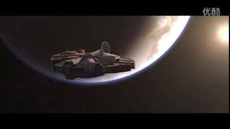 Angry Birds Star Wars Episode IV Han's Kessel Run