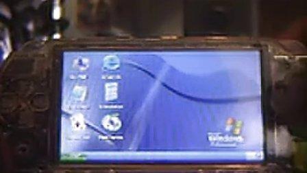 PSP上装Windows xp系统