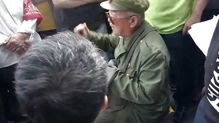 2012年9月16日 亮马桥碰到的老红军